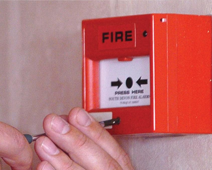 Fire Alarms & Emergency Lighting