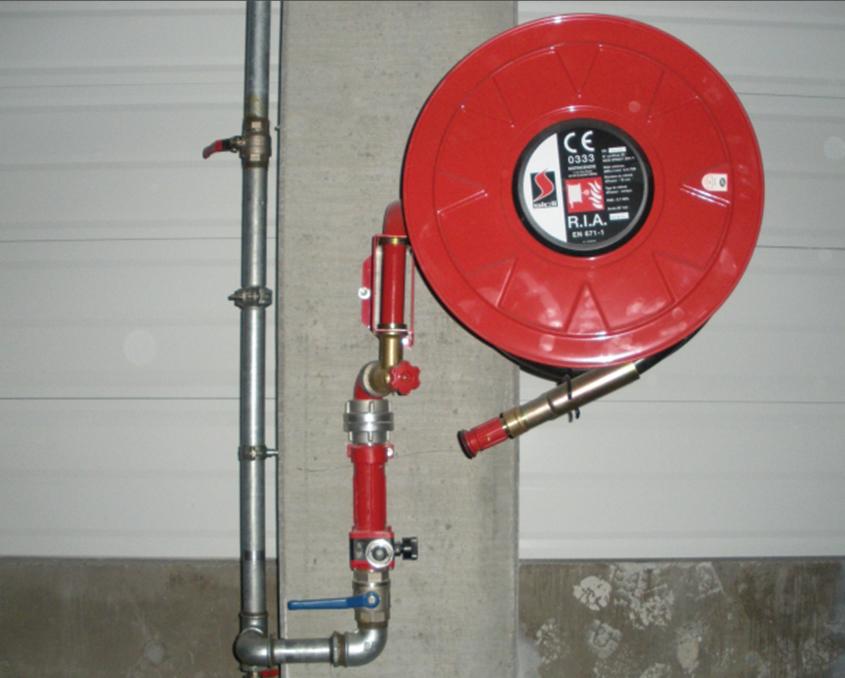 Fire-hose Reels